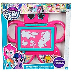 My Little Pony - Medium Magnetic Flower Scribbler Set
