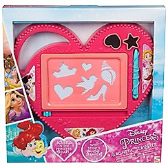 Disney Princess - Medium Magnetic Heart Scribbler