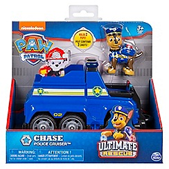 Paw Patrol - 'Ultimate Rescue - Chase' police cruiser