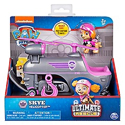 Paw Patrol - 'Ultimate Rescue - Skye' helicopter