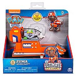 Paw Patrol - 'Ultimate Rescue - Zuma' hovercraft