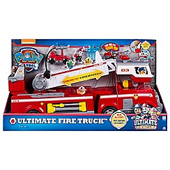 Paw Patrol - Ultimate Rescue Fire Truck Playset