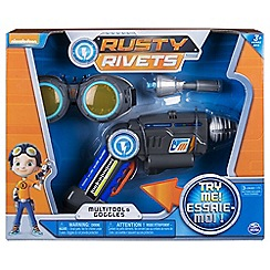 Rusty Rivets - Multitool and googles role play set