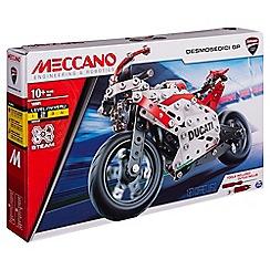 Meccano - 'Ducati Desmosedici Moto GP 17' bike building set