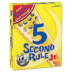 University Games - '5 Second Rule Jr.' game
