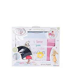 Guess How Much I Love You - Tummy Time Activity Playmat