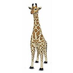 Melissa & Doug - Giraffe Plush Soft Toy