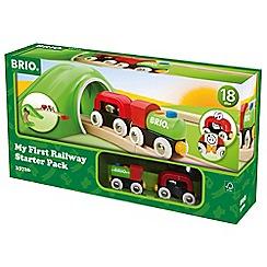 Brio - My first railway starter pack