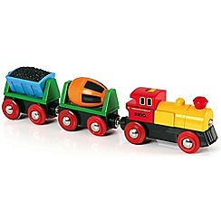 Brio - World battery operated action train