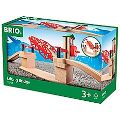 Brio - World lifting bridge
