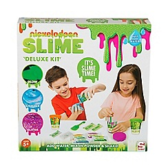 Nickleodeon Slime - Slime Deluxe Kit