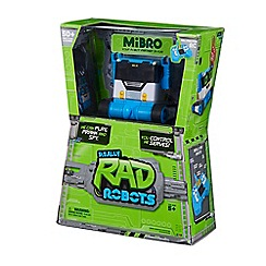 Character Options - Really Rad Robots - Mibro remote control Robot
