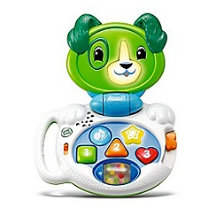 LeapFrog - Green 'My Talking LapPup™ ' toy