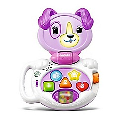 LeapFrog - Violet 'My Talking LapPup™ ' toy