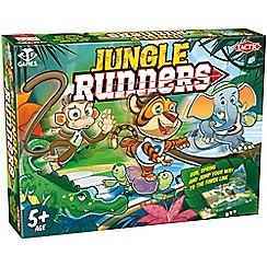 Tactic - 'Jungle Runners' game