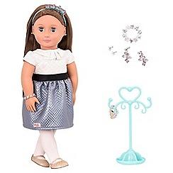 Our Generation - 'Aliane' jewellery doll