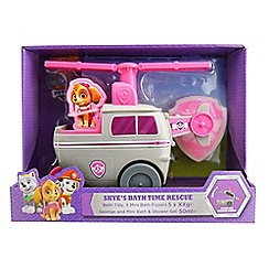 Paw Patrol - Skye's Bath time Rescue Vehicle