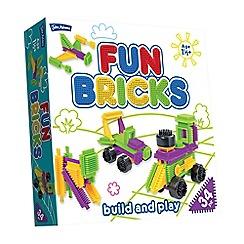 John Adams - 34 piece 'Fun Bricks' build and play set