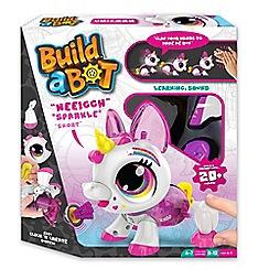 Build a Bot - Unicorn toy