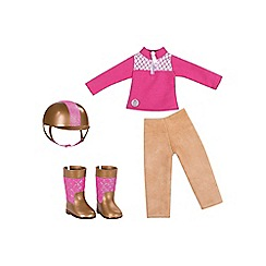Glitter girls - Ride and shine equestrian outfit