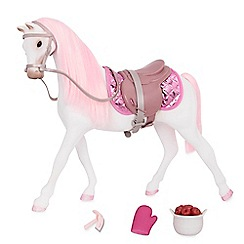 Glitter girls - 'Fjord Norwegian' horse accessory set