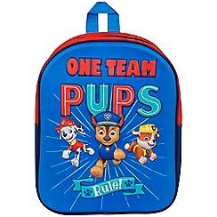 Paw Patrol - EVA Junior Blue Backpack