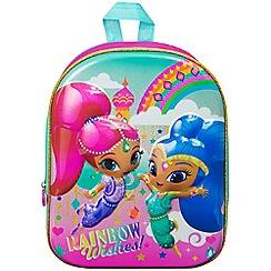 Shimmer N Shine - Luxury High Gloss EVA Backpack
