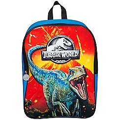 Jurassic World - Large Backpack with Mesh Pocket