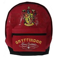 Harry Potter - 'Gryffindor House' large backpack