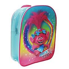 Trolls - Multi-coloured 'Rock-N-Troll' backpack