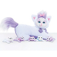 Kitty Surprise - Livy and Her Kittens Plush Toys