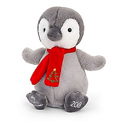 Keel - 'My First Christmas Penguin' soft toy