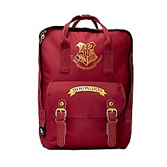 c79bb3700d7 Harry Potter - Burgundy  Hogwarts Crest  premium backpack