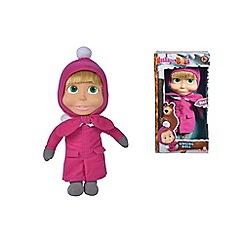 Masha and The Bear - 'Masha' 30cm singing doll