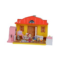 Masha and The Bear - Foldable doll house set