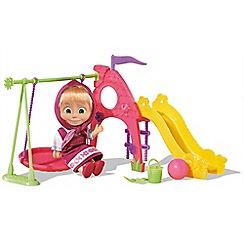 Masha and The Bear - Masha's playground set