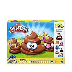 Play-Doh - Poop Troop Set with 12 Cans