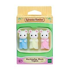 Sylvanian Families - Marshmallow Mouse Triplet Set