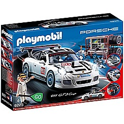 Playmobil - Porsche 911 GT3 Cup Playset - 9225