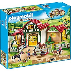 Playmobil - Country Large Horse Farm Set - 6926