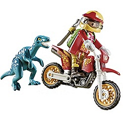 Playmobil - Motorcross with Raptor - 9431