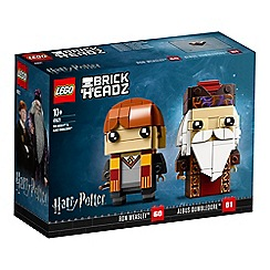 LEGO - 'BrickHeadz Harry Potter - Ron Weasley™ and Albus Dumbledore™ ' construction toys