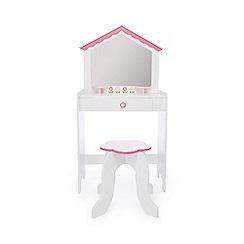 KidKraft - Dollhouse Vanity Table and Stool