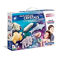 Science Museum - Create Your Own Crystals Set