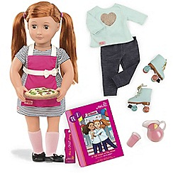 Our Generation - Deluxe 'Noa' 46cm diner doll