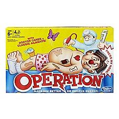Hasbro - Classic operation game