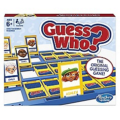 Hasbro Gaming - Guess who? classic game