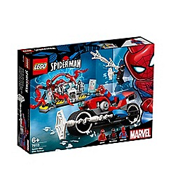 Spider-man - Bike Rescue Playset - 76113