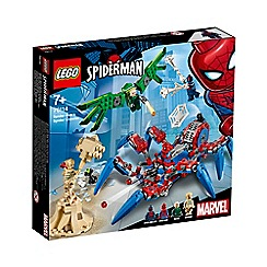 Spider-man - Spider Crawler Playset - 76114