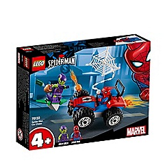Spider-man - Car Chase Playset - 76133